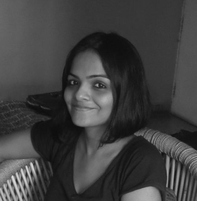 Illustrator Priya Kuriyan