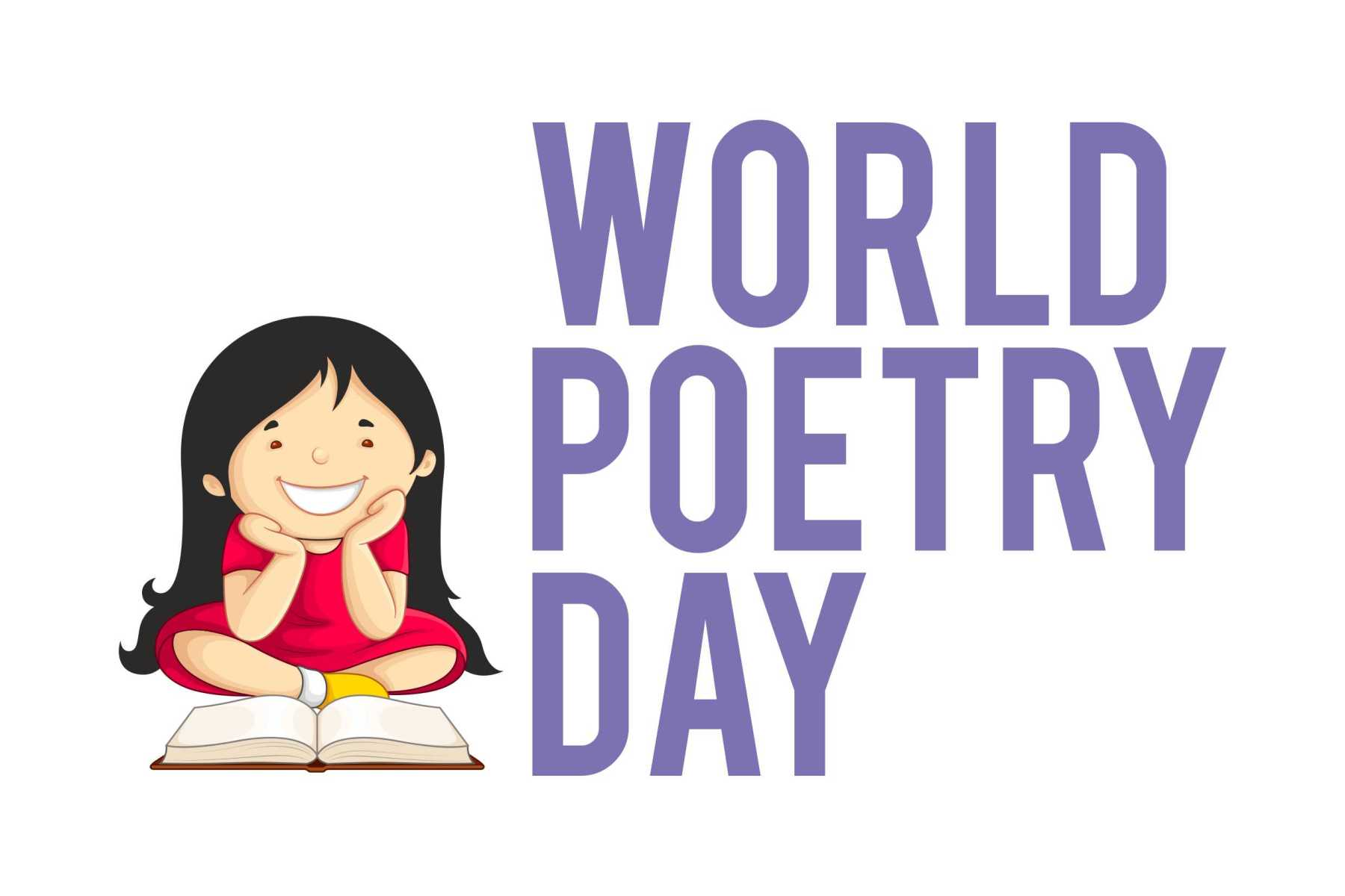 World Poetry Day   IMAGES, GIF, ANIMATED GIF, WALLPAPER, STICKER FOR WHATSAPP & FACEBOOK