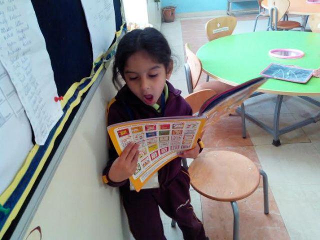 Indus Surprise Reading